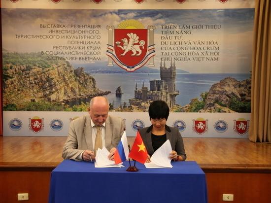 Минкурортов РК покатает гостей из Вьетнама по Крыму