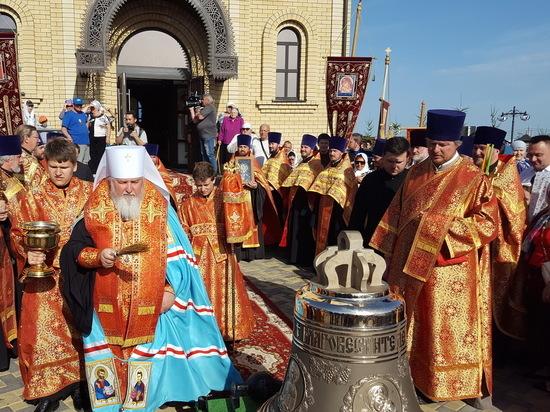 В Михайловске состоялся Крестный ход