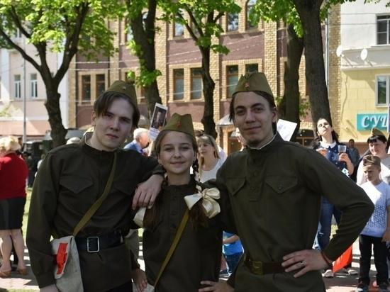 В Серпухове отпраздновали праздник Великой Победы