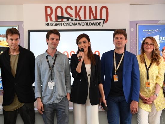 Новости кино: На 71-м Каннском кинофестивале открылся Российский павильон