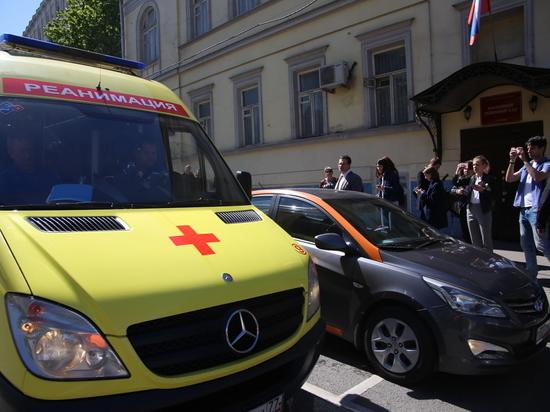 В зал, где слушают дело Малобродского, вызвали врача: нужна госпитализация