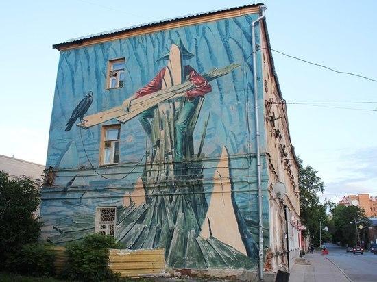 Фестиваль уличного искусства «Место» пройдет в Нижнем Новгороде