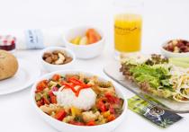 Пассажиры назвали Аэрофлот лучшим по качеству бортового питания