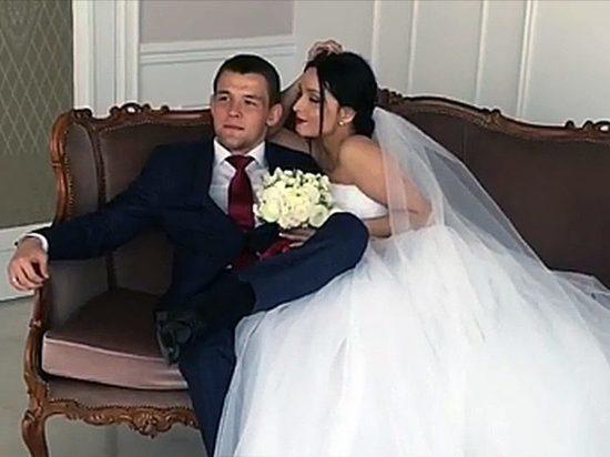 В Мордовии женился трехкратный чемпион Европы по греко-римской борьбе