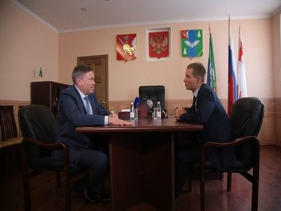Вожега станет центром лыжной подготовки северных районов Вологодской области