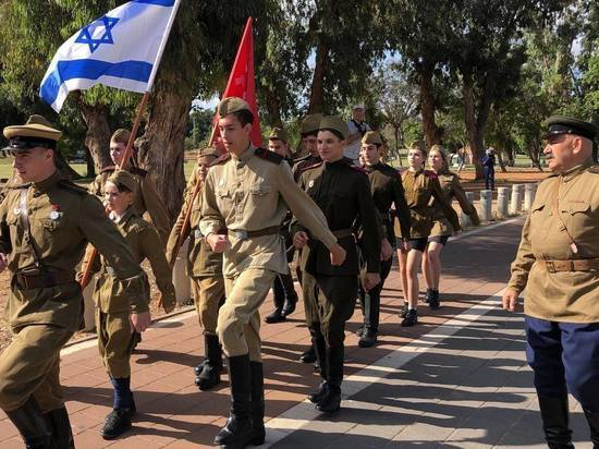Израиль отметил День Победы как государственный праздник