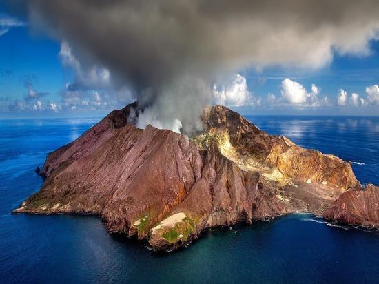 США ожидает катастрофа, которую спровоцирует вулкан, предположили геологи