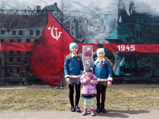 В Хабаровске изготовление штендеров для «Бессмертного полка» превратили в бизнес