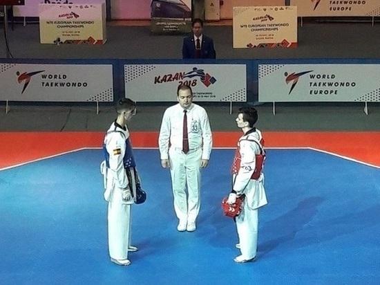В Казани стартовал чемпионат Европы по тхэквондо