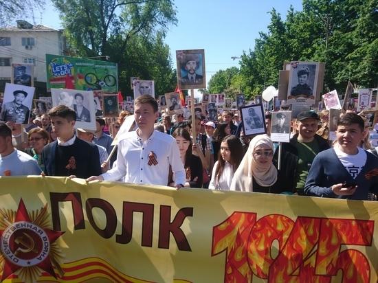 «Бессмертный полк» прошел по Бишкеку