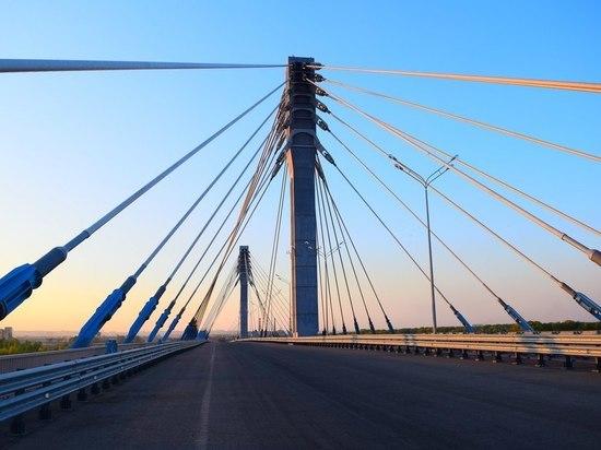 В Самарской области построят мост через Волгу за 127 миллиардов рублей