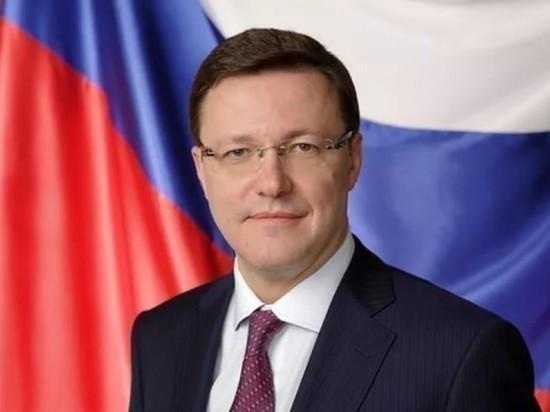 Доход врио губернатора Самарской области Дмитрия Азарова снизился, а у – его жены увеличился