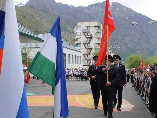 В одной из самых высокогорных школ России Тырныауза провели «Урок Победы»