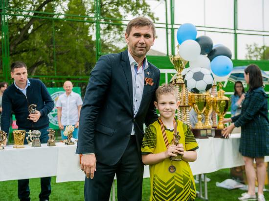 Юные футболисты сражались в Севастополе за Кубок Победы