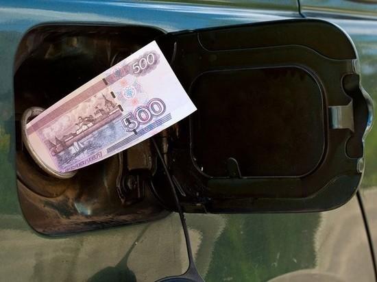В Оренбурге снова растут цены на бензин