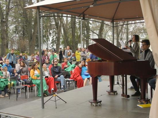 «Карл Маркс пикник» прошел в Нижнем Новгороде
