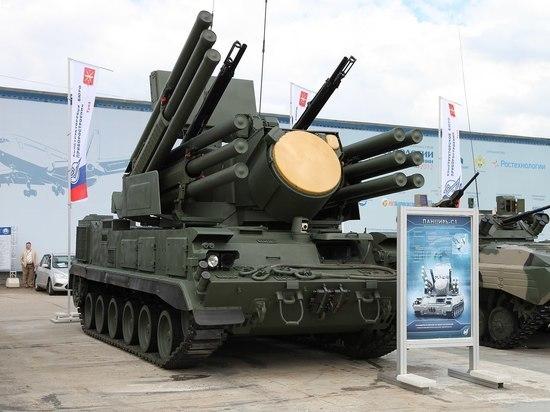 Российский генерал объяснил, как Израиль смог уничтожить в Сирии «Панцирь-С1»