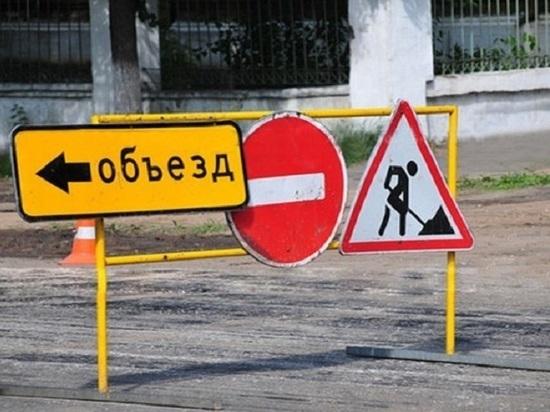 Из-за дорожных работ в Казани частично перекроют Ленинскую дамбу