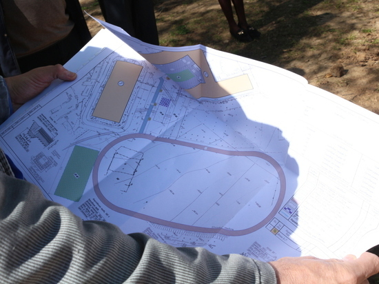 В двух чебоксарских школах появятся новые футбольные поля с искусственным покрытием