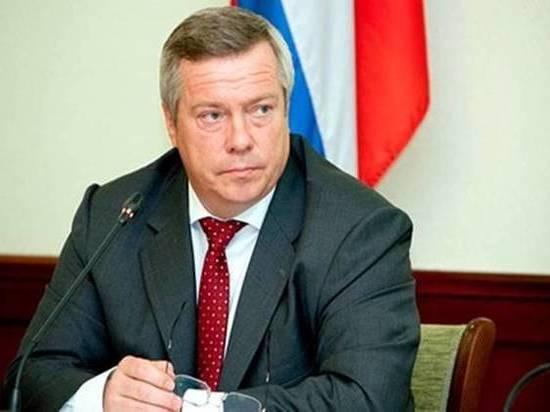 В 2017 году губернатор Ростовской области заработал на полмиллиона меньше, чем в прошлом