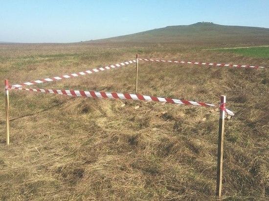 Эхо войны раздалось под Керчью: найдены бомбы времен ВОВ