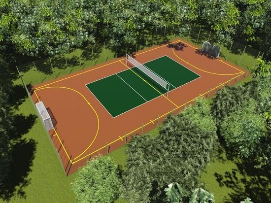 В парке «Аполло» построят мини-стадион