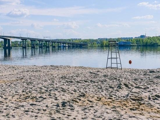 В Костроме началась подготовка пляжей к купальному сезону