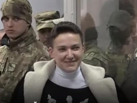 Экспертиза: Савченко могла минометной стрельбой обрушить купол Рады