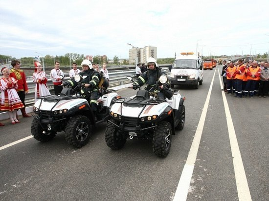 В Саранске открыли восточную объездную дорогу