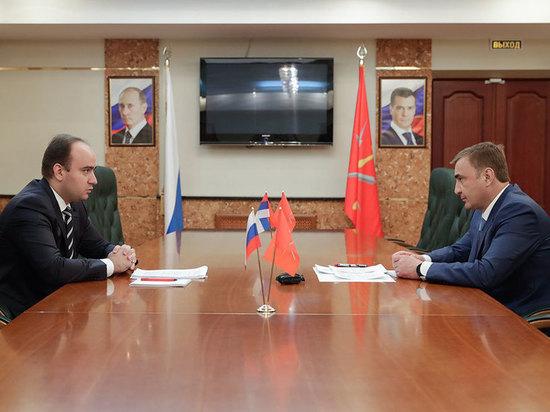 Алексей Дюмин поручил привести областные программы в соответствие с «майскими указами»