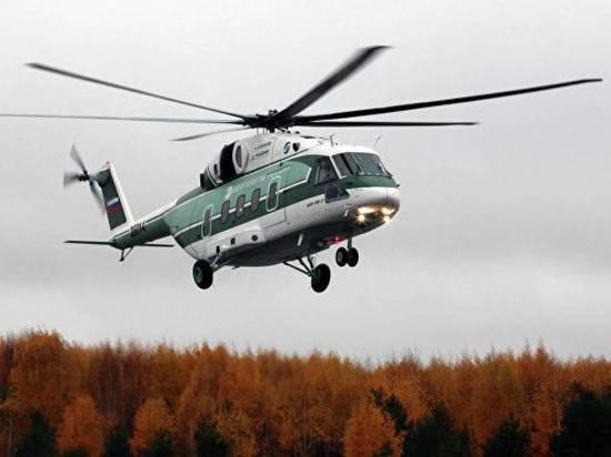 В Казани пройдут испытания боевого вертолета Ми-38Т