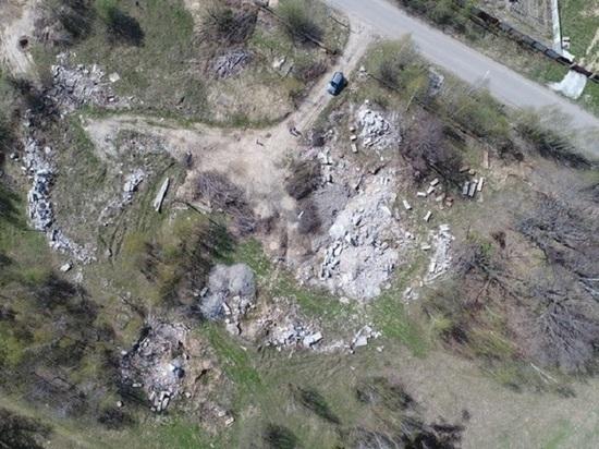 Дроны помогли экологам найти три несанкционированных свалки в Татарстане