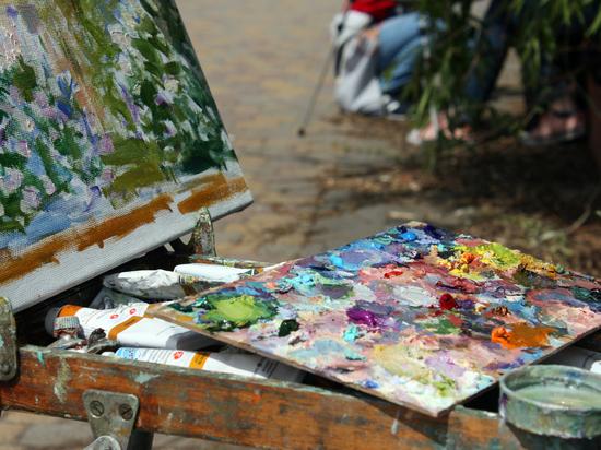 Волгоградские художники отыскали дух Виктора Лосева в своих полотнах