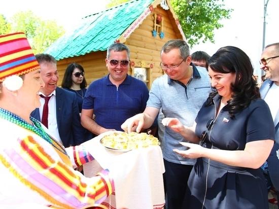 В Астрахань на Сабантуй приехали гости из Татарстана