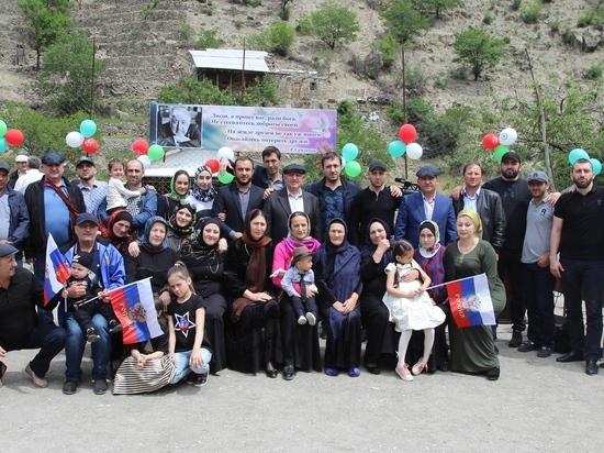 Читлинской школе Гумбетовского района присвоили имя Анварбега Сайпулаева