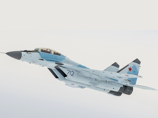ВКС России приступили к испытаниям МиГ-35
