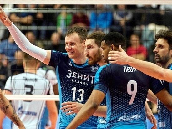 Казанский «Зенит» вышел в финал Лиги чемпионов
