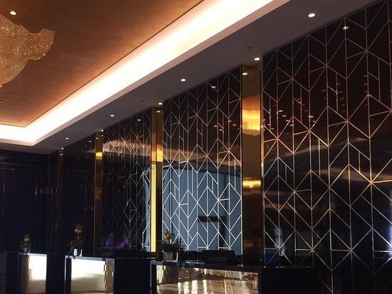 В новой гостинице Lotte начнут принимать постояльцев уже на следующей неделе