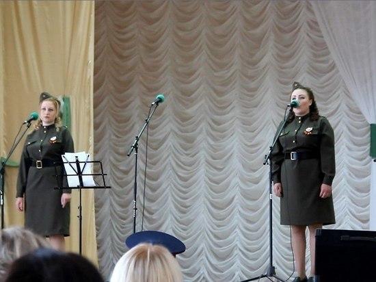 В Ржеве прошёл театрализованнй концерт