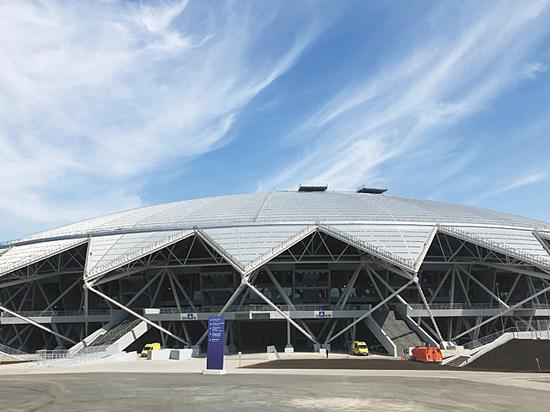 Самарский стадион перед ЧМ-2018: почему героев тянет на место подвига