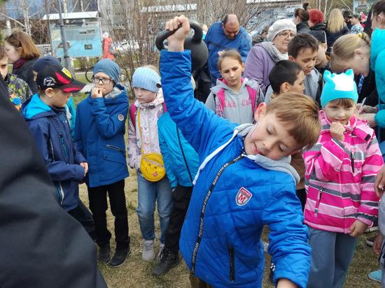 В Северо-Чемском микрорайоне отметили День Победы