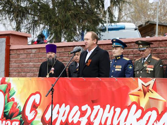 Коллектив Алтай-Кокса отметил День Победы