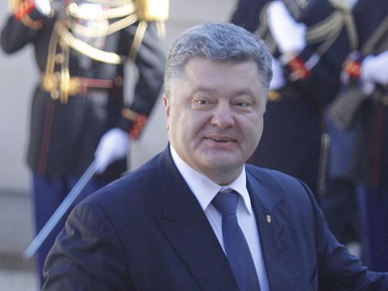 В Верховной Раде стартовал сбор подписей за отставку Порошенко