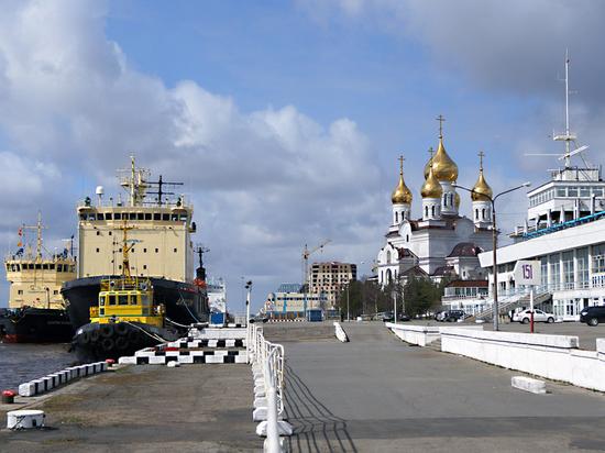 В Архангельске сегодня снова обещает быть по-летнему тепло и солнечно