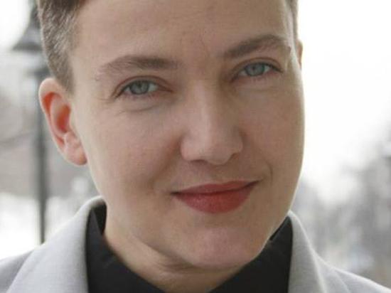 Похудевшая на 17 кг Надежда Савченко решила сэкономить на адвокатах