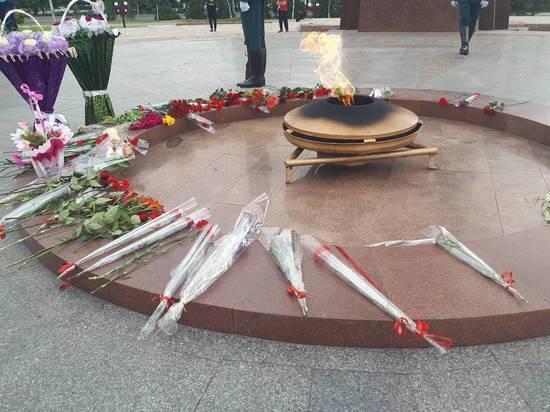 В Бишкеке почтили память бойцов спецназа «Альфа»