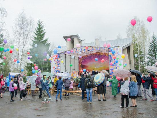 В Вышневолоцком районе подвели итоги арт-фестиваля «Пленэр на «Академичке»