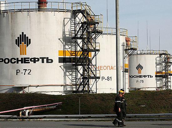 «Роснефть» обогнала конкурентов по финансовым показателям