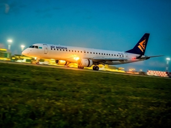 В казанском аэропорту появился новый рейс в Астану
