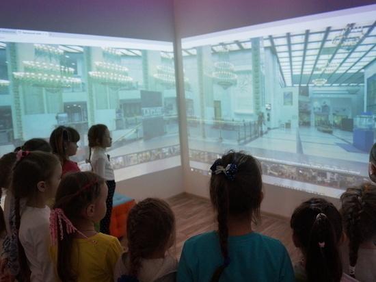 В детском саду Чебоксар открылся виртуальный музей